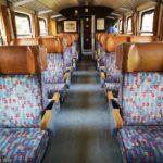 Bus- und Zugfahren in Slowenien